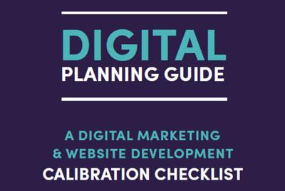 Graphic: 2018 Web Marketing Guide